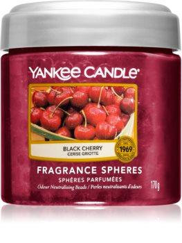 Yankee Candle Black Cherry perle profumate
