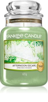 Yankee Candle Afternoon Escape bougie parfumée Classic grande