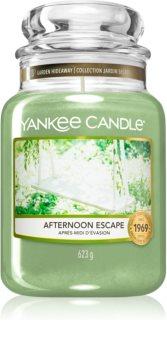 Yankee Candle Afternoon Escape lumânare parfumată  Clasic mare