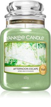 Yankee Candle Afternoon Escape vonná svíčka Classic velká