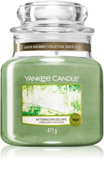 Yankee Candle Afternoon Escape scented candle Classic Medium
