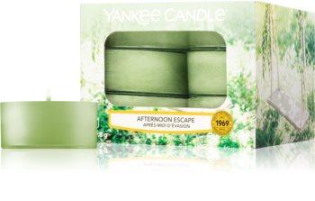 Yankee Candle Afternoon Escape чайная свеча