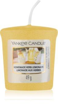 Yankee Candle Homemade Herb Lemonade votive candle