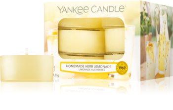 Yankee Candle Homemade Herb Lemonade tealight candle