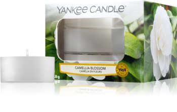 Yankee Candle Camellia Blossom tealight candle