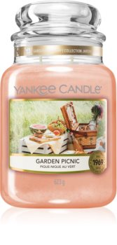 Yankee Candle Garden Picnic bougie parfumée