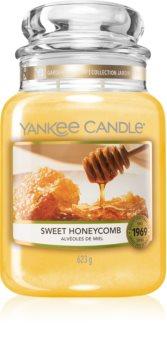 Yankee Candle Sweet Honeycomb candela profumata