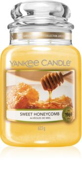 Yankee Candle Sweet Honeycomb scented candle
