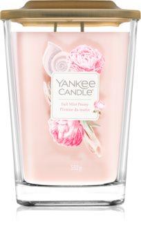 Yankee Candle Elevation Salt Mist Peony candela profumata