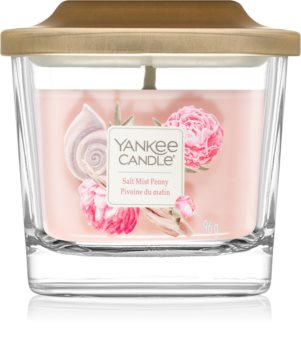 Yankee Candle Elevation Salt Mist Peony ароматическая свеча