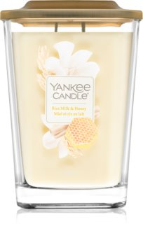 Yankee Candle Elevation Rice Milk & Honey scented candle