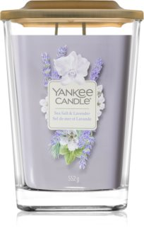 Yankee Candle Elevation Sea Salt & Lavender Tuoksukynttilä