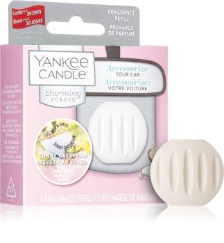 Yankee Candle Sunny Daydream odświeżacz do samochodu napełnienie