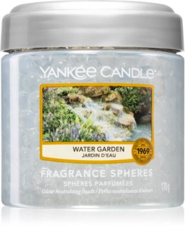 Yankee Candle Water Garden fragranced pearles