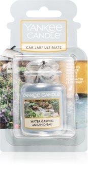 Yankee Candle Water Garden car air freshener hanging