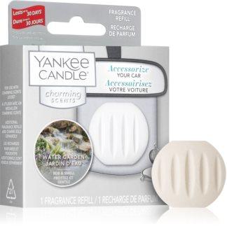 Yankee Candle Water Garden ароматизатор для салона автомобиля