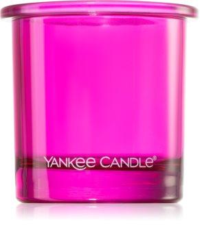Yankee Candle Pop Pink svijećnjak za male svijeće
