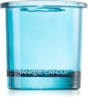 Yankee Candle Pop Blue svícen na votivní svíčku