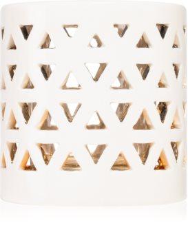 Yankee Candle Belmont ceramiczny świecznik na sampler
