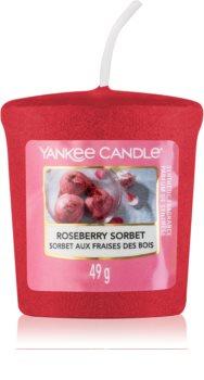 Yankee Candle Roseberry Sorbet candela votiva
