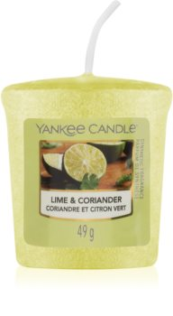 Yankee Candle Lime & Coriander votive candle