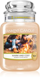 Yankee Candle Warm & Cosy bougie parfumée