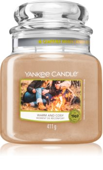 Yankee Candle Warm & Cosy duftlys