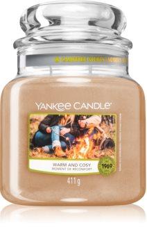 Yankee Candle Warm & Cosy ароматна свещ