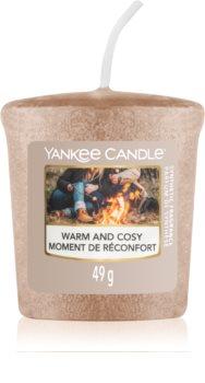 Yankee Candle Warm & Cosy candela votiva