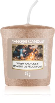 Yankee Candle Warm & Cosy offerlys