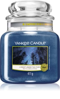 Yankee Candle A Night Under The Stars bougie parfumée