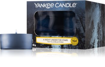 Yankee Candle A Night Under The Stars чайная свеча