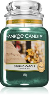 Yankee Candle Singing Carols geurkaars