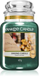Yankee Candle Singing Carols świeczka zapachowa