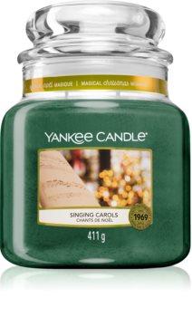 Yankee Candle Singing Carols ароматна свещ
