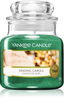 Yankee Candle Singing Carols bougie parfumée