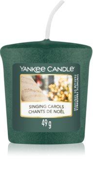 Yankee Candle Singing Carols Votivkerze
