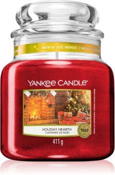 Yankee Candle Holiday Hearth lumânare parfumată