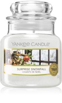 Yankee Candle Surprise Snowfall bougie parfumée