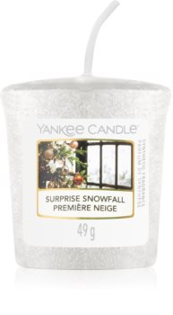 Yankee Candle Surprise Snowfall votivní svíčka