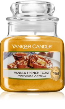 Yankee Candle Vanilla French Toast vonná svíčka