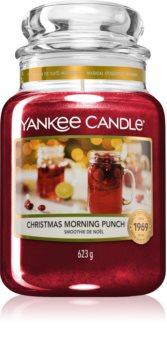 Yankee Candle Christmas Morning Punch ароматическая свеча