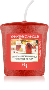 Yankee Candle Christmas Morning Punch votive candle