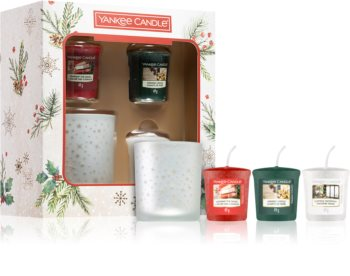 Yankee Candle Magical Christmas Morning σετ δώρου X.