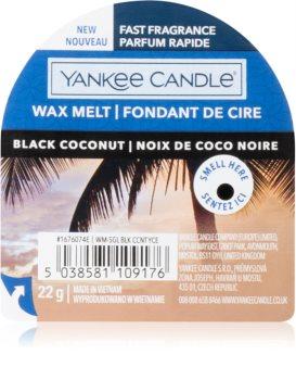 Yankee Candle Black Coconut cera per lampada aromatica I