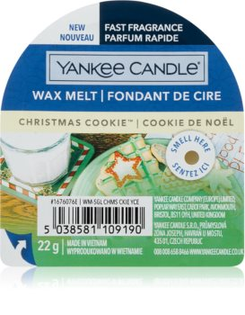 Yankee Candle Christmas Cookie vosk do aromalampy I.