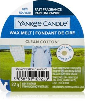 Yankee Candle Clean Cotton duftwachs für aromalampe I.