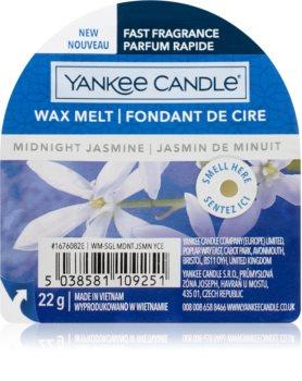 Yankee Candle Midnight Jasmine tartelette en cire I.