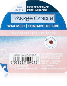 Yankee Candle Pink Sands wax melt I.