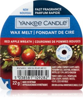Yankee Candle Red Apple Wreath vosk do aromalampy I.